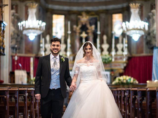 Il matrimonio di Mattia e Chiara a Montemagno, Asti 13