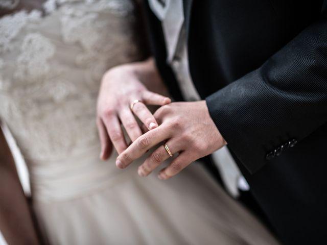 Il matrimonio di Mattia e Chiara a Montemagno, Asti 14