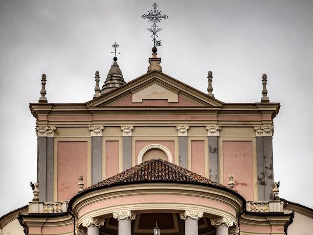 Il matrimonio di Mattia e Chiara a Montemagno, Asti 15