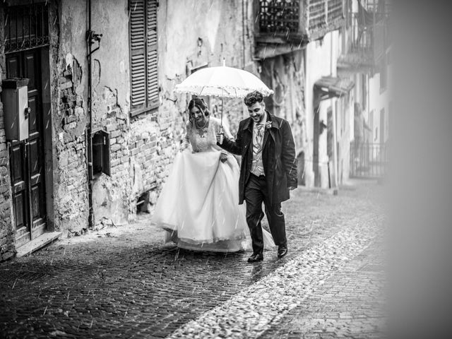 Il matrimonio di Mattia e Chiara a Montemagno, Asti 16