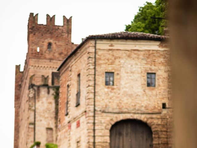 Il matrimonio di Mattia e Chiara a Montemagno, Asti 17