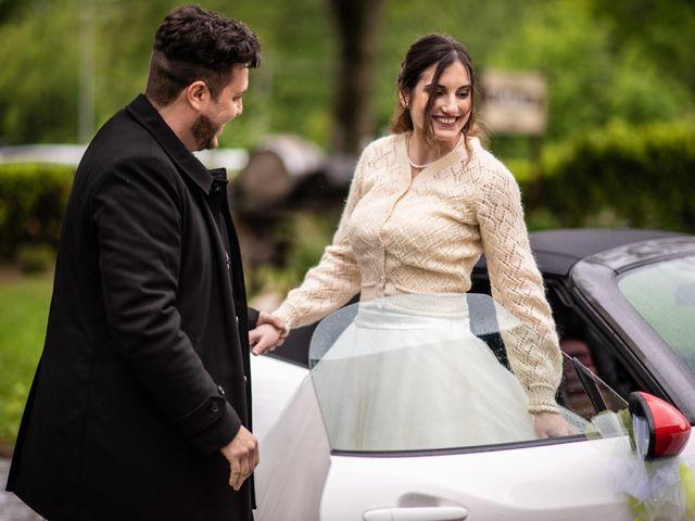 Il matrimonio di Mattia e Chiara a Montemagno, Asti 20