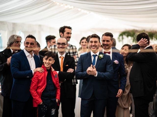 Il matrimonio di Mattia e Chiara a Montemagno, Asti 26