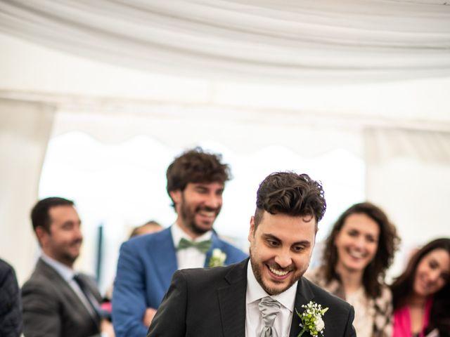 Il matrimonio di Mattia e Chiara a Montemagno, Asti 28