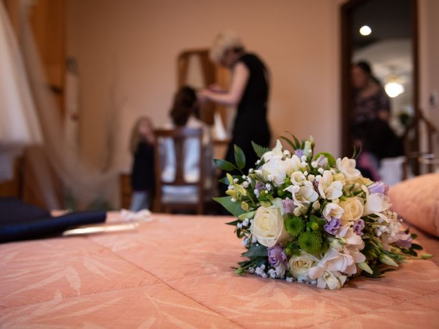 Il matrimonio di Mattia e Chiara a Montemagno, Asti 36