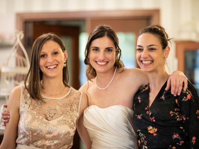 Il matrimonio di Mattia e Chiara a Montemagno, Asti 40