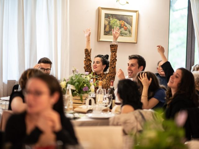 Il matrimonio di Mattia e Chiara a Montemagno, Asti 41