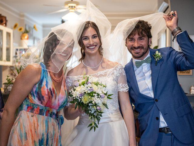 Il matrimonio di Mattia e Chiara a Montemagno, Asti 42