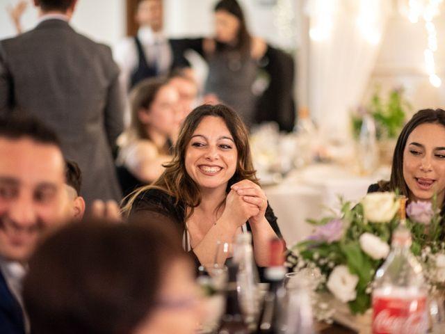 Il matrimonio di Mattia e Chiara a Montemagno, Asti 44