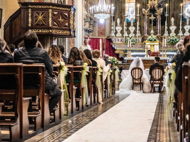 Il matrimonio di Mattia e Chiara a Montemagno, Asti 46