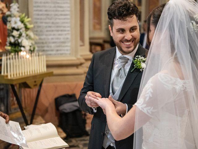 Il matrimonio di Mattia e Chiara a Montemagno, Asti 48