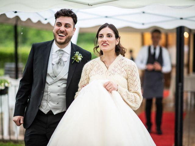 Il matrimonio di Mattia e Chiara a Montemagno, Asti 49
