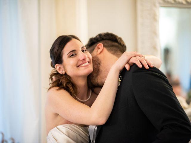Il matrimonio di Mattia e Chiara a Montemagno, Asti 53