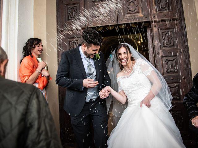 Il matrimonio di Mattia e Chiara a Montemagno, Asti 54