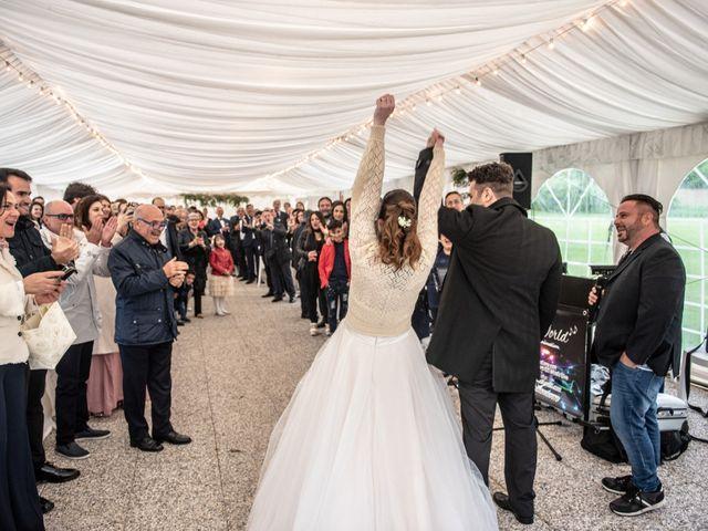 Il matrimonio di Mattia e Chiara a Montemagno, Asti 56