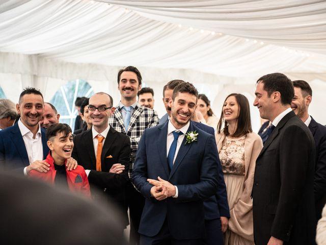 Il matrimonio di Mattia e Chiara a Montemagno, Asti 58