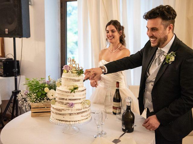 Il matrimonio di Mattia e Chiara a Montemagno, Asti 60