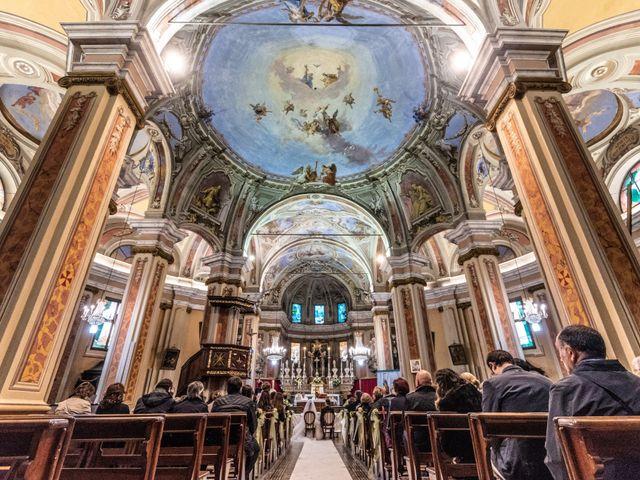 Il matrimonio di Mattia e Chiara a Montemagno, Asti 61