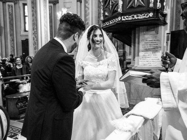 Il matrimonio di Mattia e Chiara a Montemagno, Asti 62