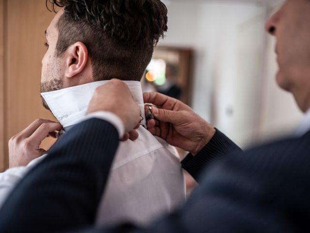 Il matrimonio di Mattia e Chiara a Montemagno, Asti 65