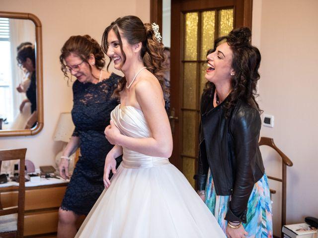 Il matrimonio di Mattia e Chiara a Montemagno, Asti 70