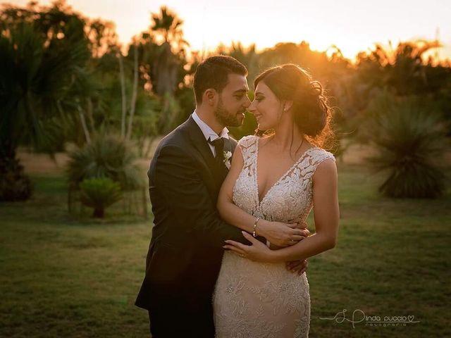 Le nozze di Stefano  e Carmela