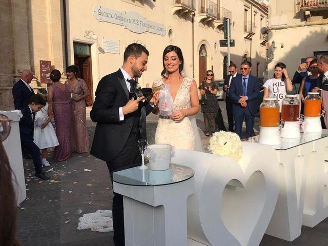 Il matrimonio di Carmela e Stefano  a Vittoria, Ragusa 13
