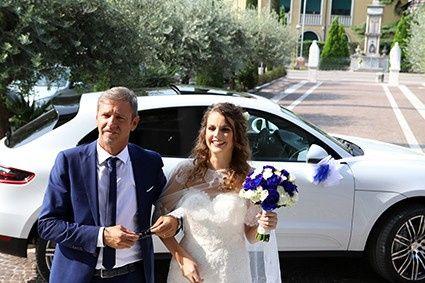 Il matrimonio di Matteo e Nicole a Villafranca di Verona, Verona 12