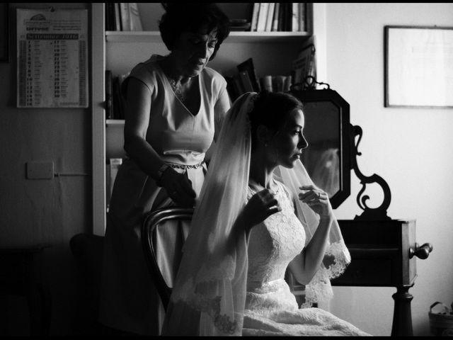 Il matrimonio di Lucio e Arianna a Fiesso d'Artico, Venezia 11