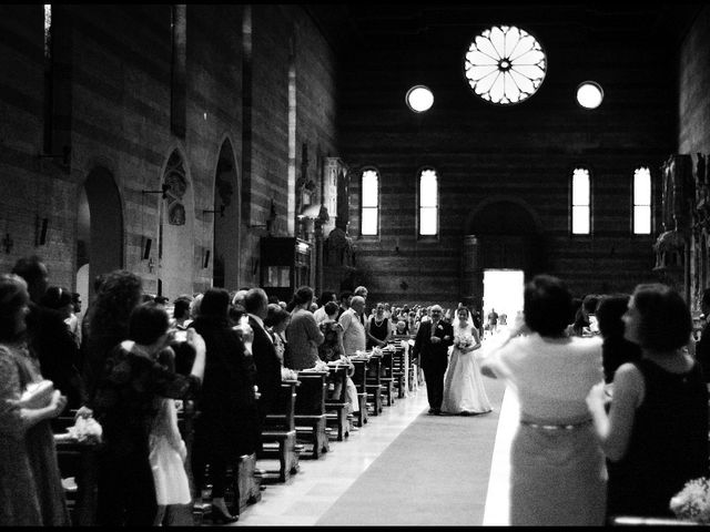 Il matrimonio di Lucio e Arianna a Fiesso d'Artico, Venezia 18