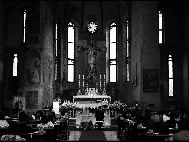 Il matrimonio di Lucio e Arianna a Fiesso d'Artico, Venezia 19