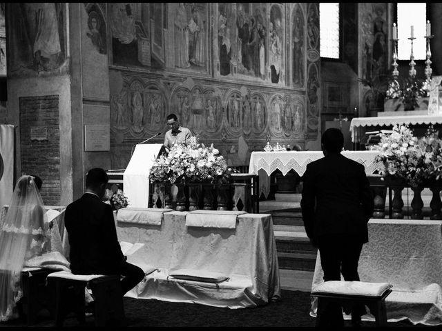 Il matrimonio di Lucio e Arianna a Fiesso d'Artico, Venezia 21