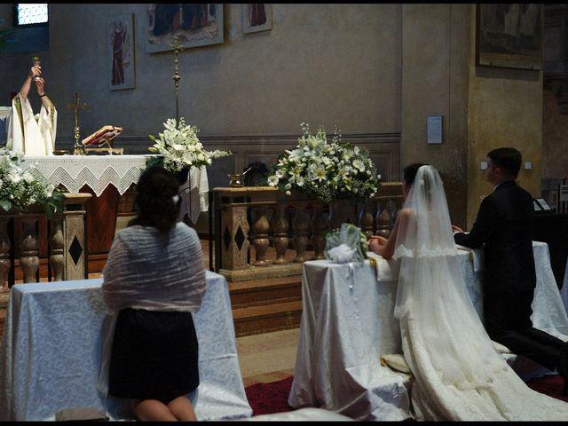 Il matrimonio di Lucio e Arianna a Fiesso d'Artico, Venezia 26