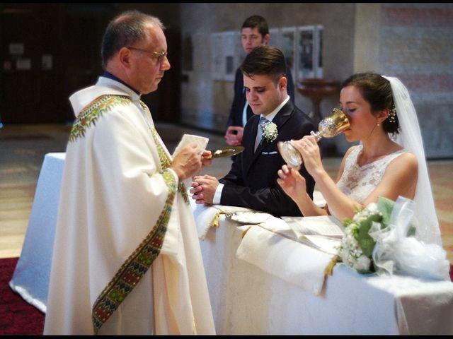 Il matrimonio di Lucio e Arianna a Fiesso d'Artico, Venezia 27