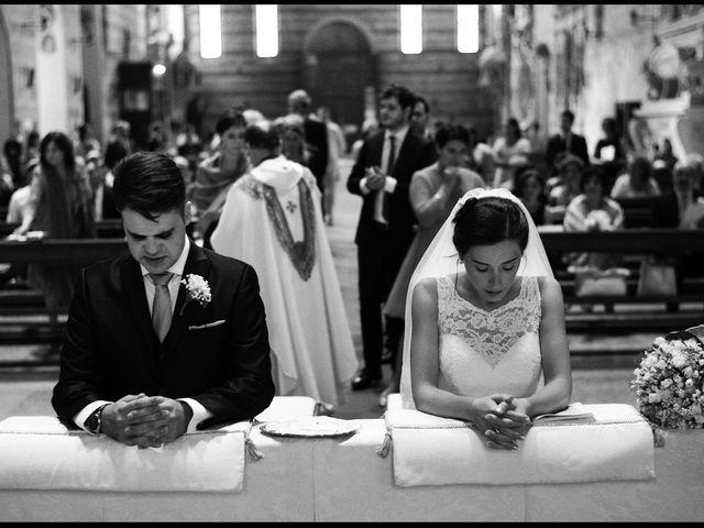 Il matrimonio di Lucio e Arianna a Fiesso d'Artico, Venezia 28