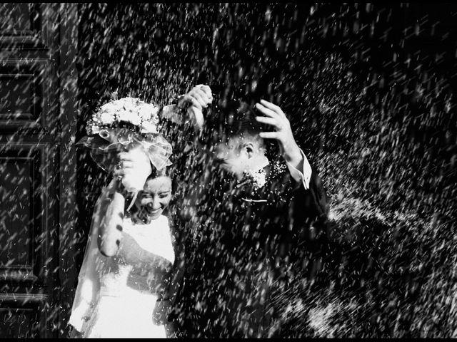 Il matrimonio di Lucio e Arianna a Fiesso d'Artico, Venezia 36
