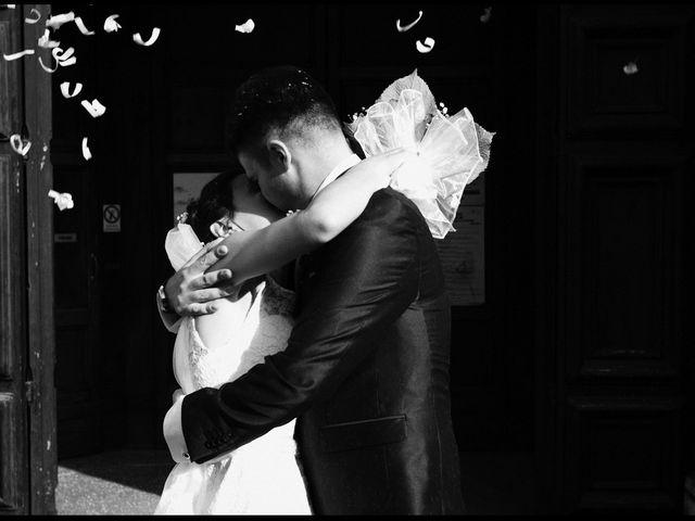 Il matrimonio di Lucio e Arianna a Fiesso d'Artico, Venezia 37