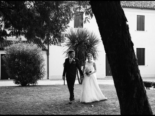 Il matrimonio di Lucio e Arianna a Fiesso d'Artico, Venezia 43
