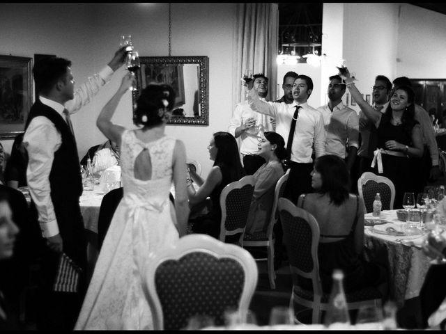 Il matrimonio di Lucio e Arianna a Fiesso d'Artico, Venezia 53