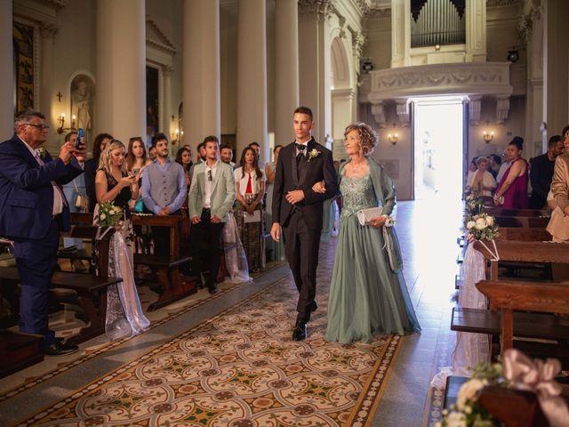 Il matrimonio di Gianluca e Eleonora a San Marino, San Marino 24
