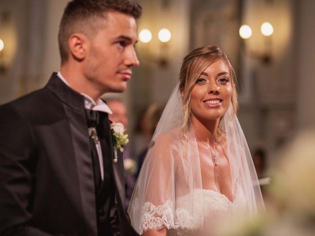 Il matrimonio di Gianluca e Eleonora a San Marino, San Marino 25