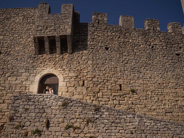 Il matrimonio di Gianluca e Eleonora a San Marino, San Marino 39