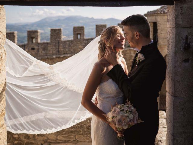 Il matrimonio di Gianluca e Eleonora a San Marino, San Marino 40