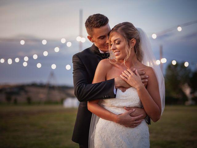 Le nozze di Eleonora e Gianluca