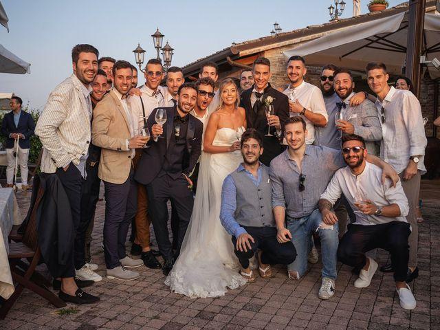 Il matrimonio di Gianluca e Eleonora a San Marino, San Marino 57