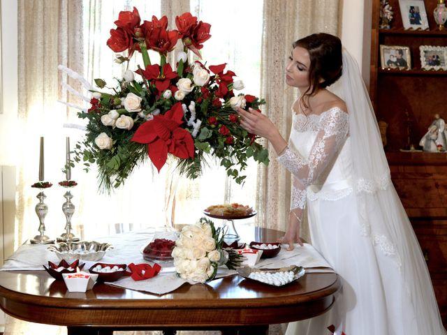Il matrimonio di Sergio e Valeria a Altamura, Bari 17