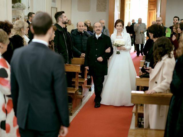 Il matrimonio di Sergio e Valeria a Altamura, Bari 20