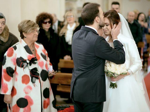 Il matrimonio di Sergio e Valeria a Altamura, Bari 21