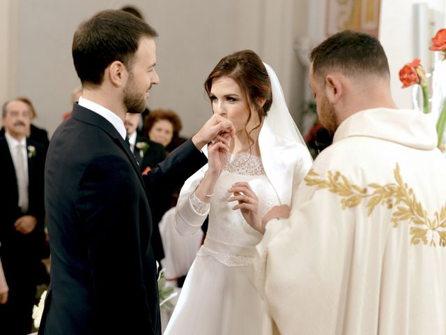Il matrimonio di Sergio e Valeria a Altamura, Bari 27