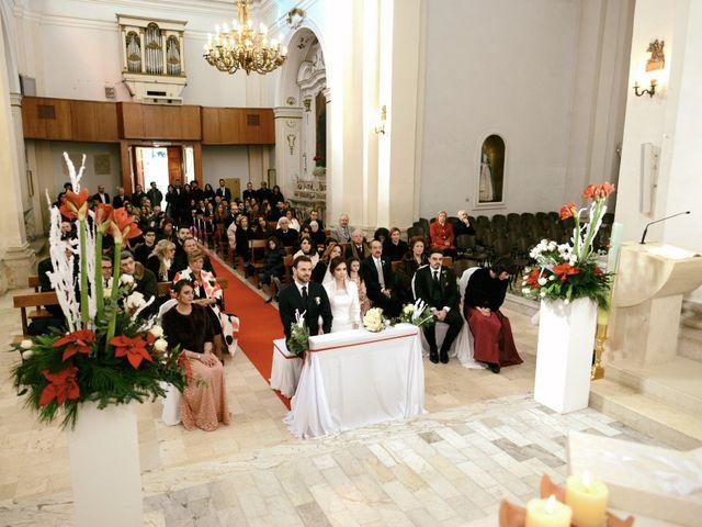 Il matrimonio di Sergio e Valeria a Altamura, Bari 29